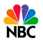 Logotipo da NBC. Cliente da Peixe Voador.