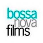 Logotipo da BOSSA NOVA FILMS. Cliente da Peixe Voador.