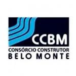 Logotipo da CCBM. Cliente da Peixe Voador.