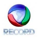 Logotipo da RECORD. Cliente da Peixe Voador.